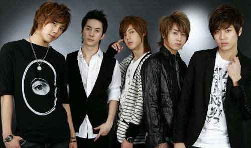 Tebak Gambar: Apa Nama2 Grup K-Pop Berikut? - SS501 wallpaper kpop image