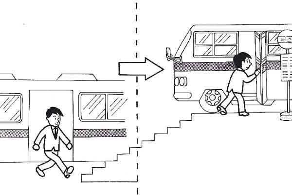 kosakata bahasa korea kata kerja ganti kendaraang img
