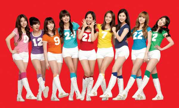 snsd girlband favorit member exo wallpaper jpg