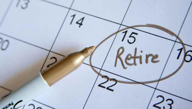 kosakata bahasa korea pekerjaan pensiun pic