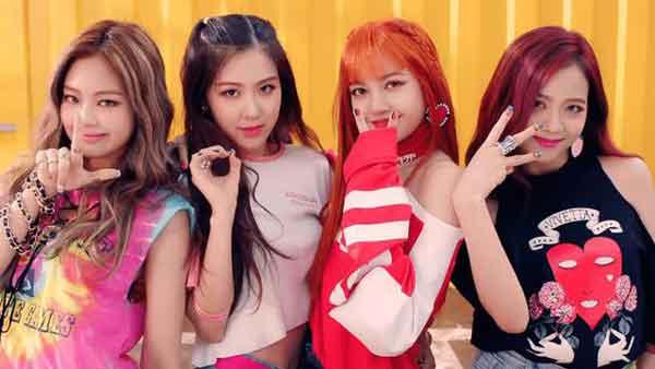 Tebak Gambar: Apa Nama2 Grup K-Pop Berikut? - member blackpink image