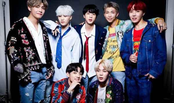 Tebak Gambar: Apa Nama2 Grup K-Pop Berikut? - quiz kpop member bts image