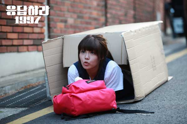 quiz kpop idol drama korea A Pink Eunji pemain kdrama reply 1997 wallpaper img