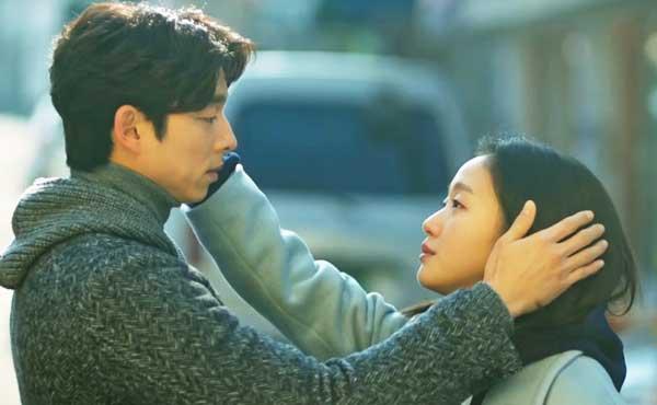 quiz tebak gambar romance scene korean drama Goblin wallpaper img