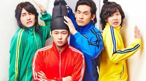quiz kpop idol drama korea JYJ Yoochun pemain kdrama rooftop prince viu jpg