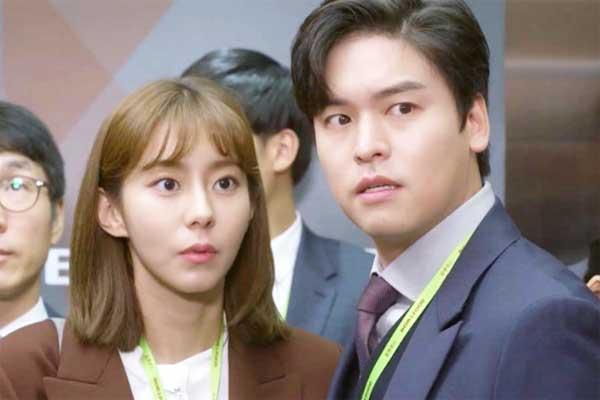 """Tebak Nama """"Couple"""" Drama Korea Paling Serasi - Uee And Lee Jang Woo pemain my only one image"""