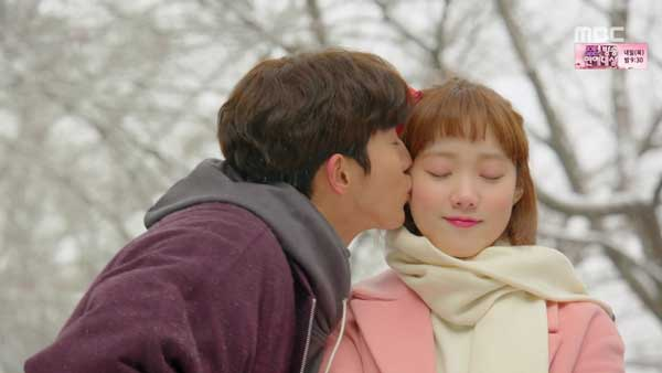 quiz tebak gambar adegan romance drama korea Weightlifting Fairy wallpaper img