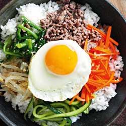 bibimbap nasi campur makanan khas korea jpg