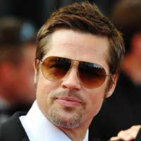 brad pitt profile picture