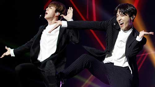 Kuis Untuk ARMY Baru - 'Kuis BTS Army Bahasa Indonesia' - bts melon music award performance image