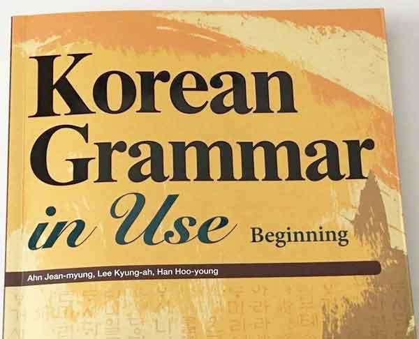 pelajaran tata bahasa korea level dasar untuk pemula image