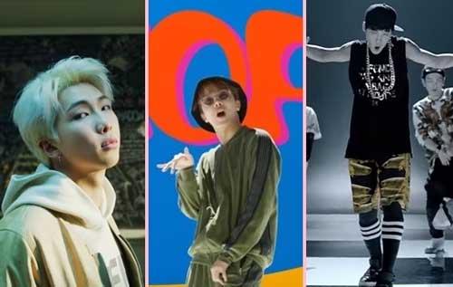 Kuis Untuk ARMY Baru - 'Kuis BTS Army Bahasa Indonesia' - foto hip hop member bts image