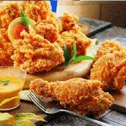 Inilah Biasmu di EXO dilihat dari Makanan Korea Kesukaanmu! - fried chicken korea image