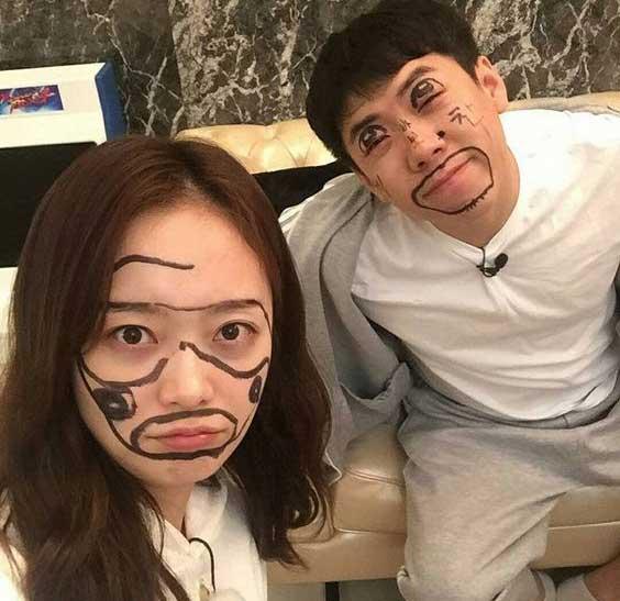 foto lucu Yang Se-chan running man funny episode img