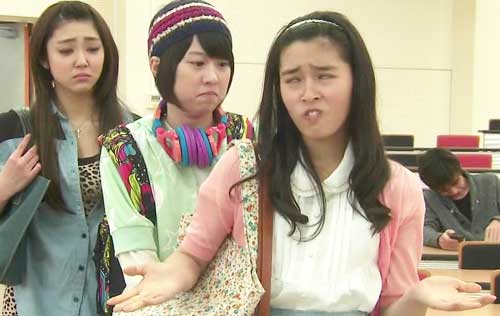 Tebak Gambar: Adegan Lucu Drama Korea - funny scene Playful Kiss kdrama image