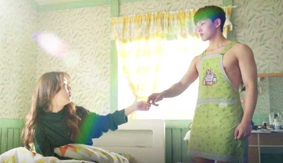 Tebak Gambar: Adegan Lucu Drama Korea - funny scene kdrama MY ABSOLUTE BOYFRIEND image
