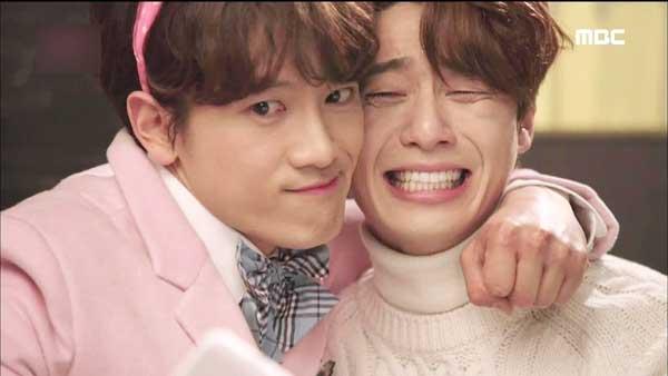 kuis drakor tebak gambar adegan lucu drama korea kill me heal me wallpaper img