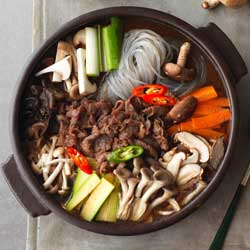 makanan khas korea hotpot jeongeol img