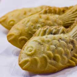 jajanan khas korea roti Bungeoppang img