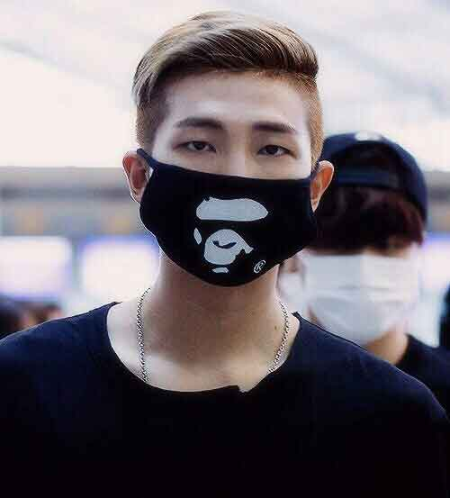 kpop quiz tebak wajah member bts kim namjoon rap monster img