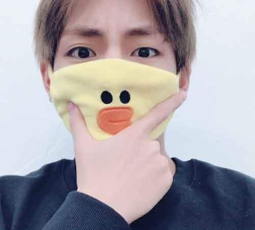 Kuis Tebak Wajah KPOP - Member BTS (Bangtan Boys) - kim tae hyung v bts profile pic image