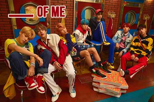 Kuis Tebak Judul Lagu BTS [4 Huruf] - lagu bts best of me wallpaper image