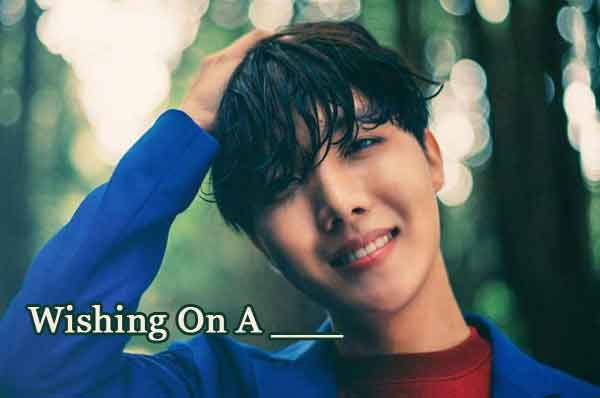 Kuis Tebak Judul Lagu BTS [4 Huruf] - lagu bts wishing on a star image