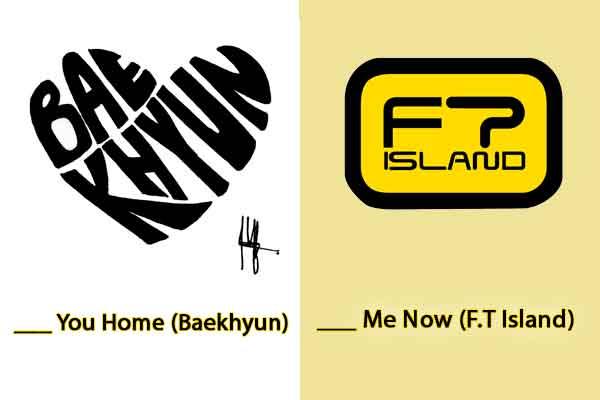 quiz kpop lagu korea logo ft island baekhyun img