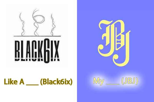 quiz kpop lagu korea logo black6ix jbj wallpaper img