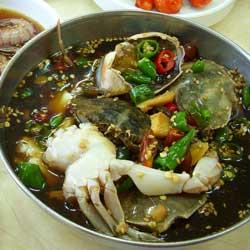gejang makanan seafood khas korea jpg