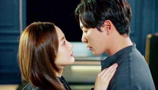 "Tebak Nama ""Couple"" Drama Korea Paling Serasi - park min young kim jae wook her private life kdrama image"