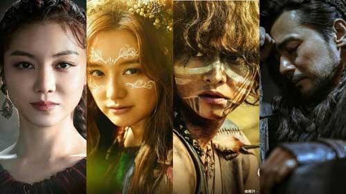 kuis kdrama sinopsis drama korea Arthdal Chronicles wallpaper img