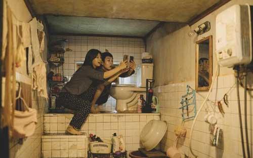kuis drakor sinopsis drama korea parasite wallpaper img