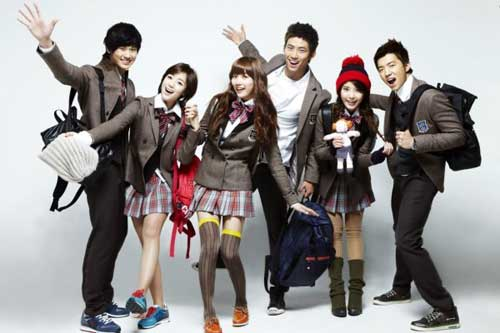 kuis kdrama sinopsis drama korea dream high wallpaper img