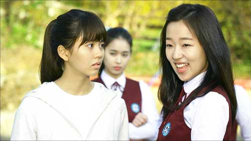 kuis drakor sinopsis drama korea who are you school 2015 wallpaper img