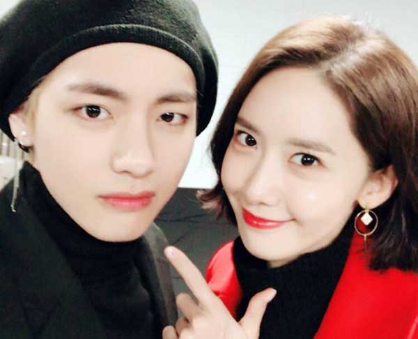 foto tipe wanita ideal member v bts kim taehyung wallpaper jpg
