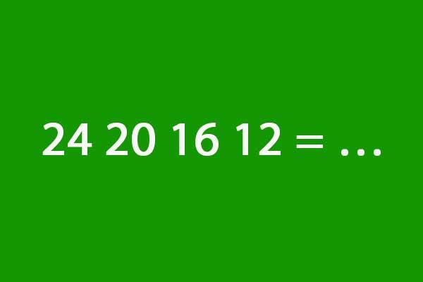 kuis berhadiah soal psikotes logika aritmatika img