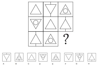 gambar soal latihan tes psikotes gambar matriks no 20 jpg