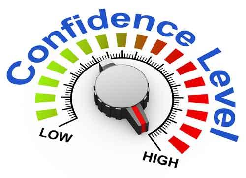 Soal Tes Mengukur Kepercayaan Diri | Quiz Percaya Diri - high confidence level image