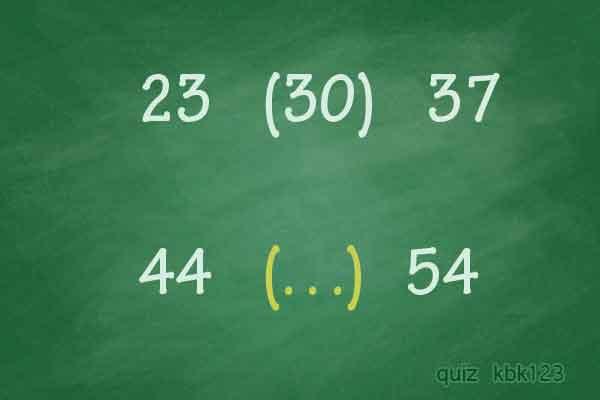 contoh soal sikotes matematika logika gbr