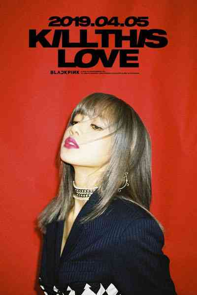 foto lisa black pink foto sampul pemotretan album wallpaper kill this love
