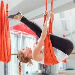 [Kuis] Mirip Siapa Kamu di BLACKPINK? - flying yoga image