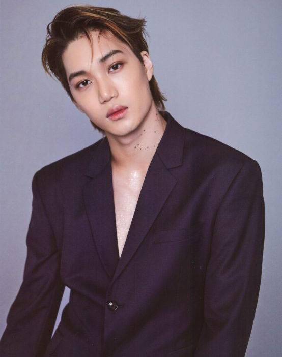 foto profile biodata kai super m | fakta unik tipe ideal member exo