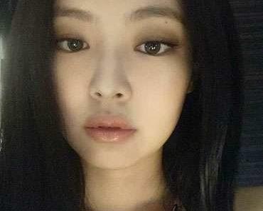 foto wajah jennie kim blackpink