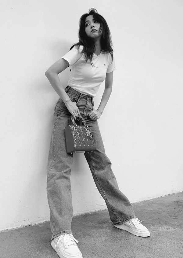foto jisoo blackpink sesi photoshoot model