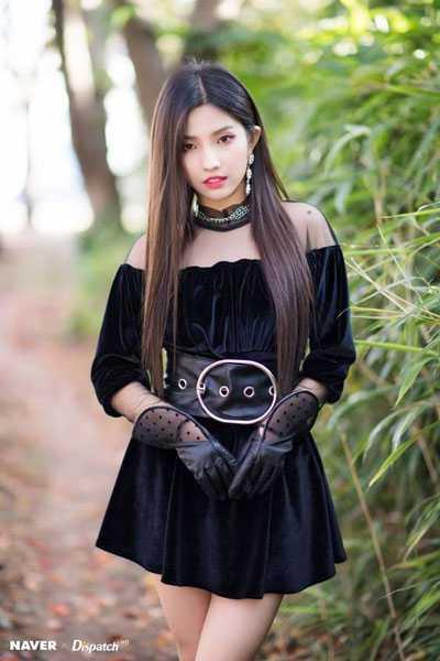 foto profile soyeon g idle cantik