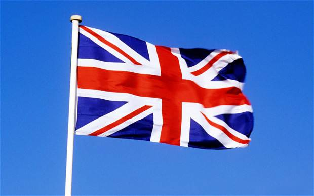 bendera negara inggris image
