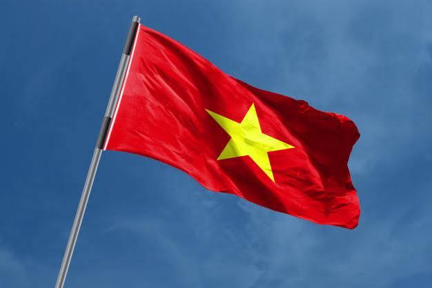 kosakata bendera negara vietnam