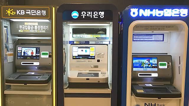 bahasa koreanya mesin atm jpg