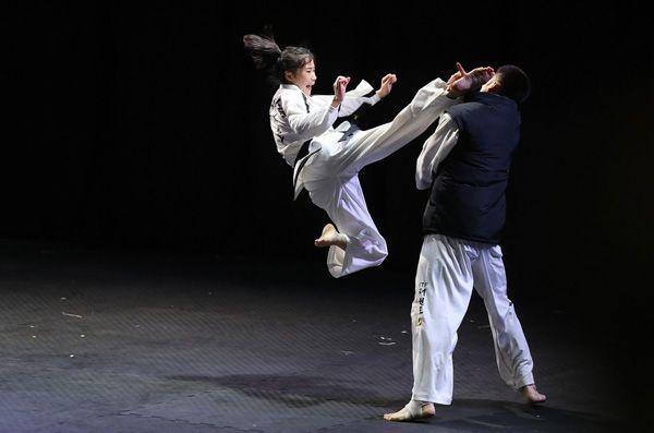 apa bahasa koreanya taekwondo